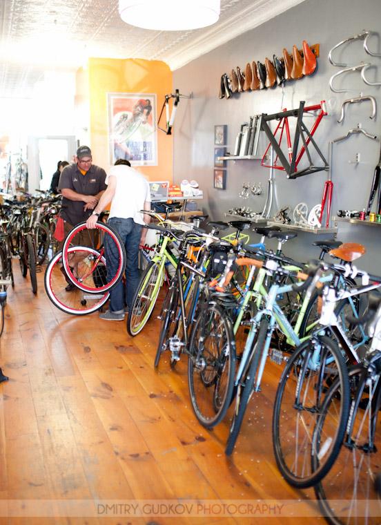 Brooklyn Bike Shop: 718 Cyclery, Part 2
