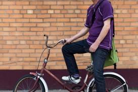 New York Bike Portrait Saito