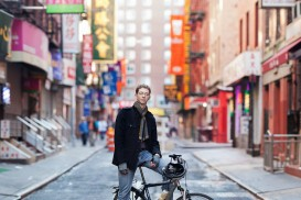 bicycle portrait of steve in chinatown
