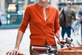 Susi Wunsch bike portrait