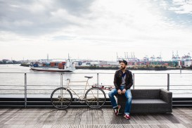 We Are Traffic : Bike Portraits from Hamburg