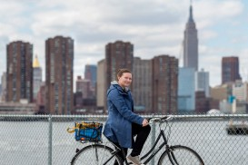 linus bike in brooklyn new york city