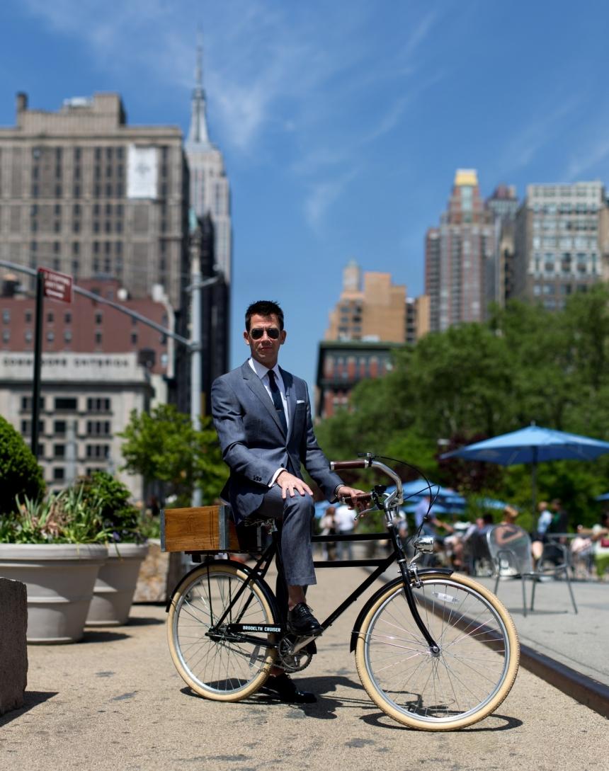 George Hahn Brooklyn Cruiser Bike New York