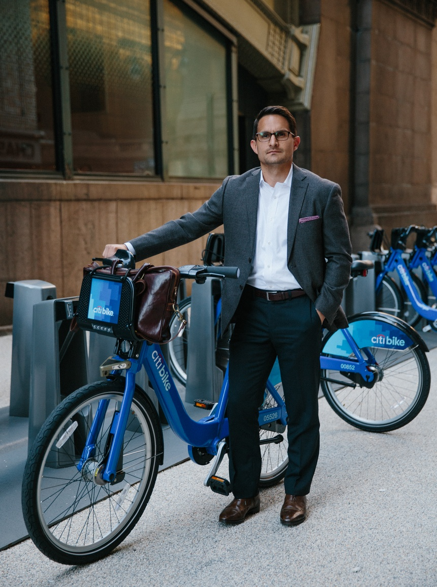 citi bike portrait michael attorney