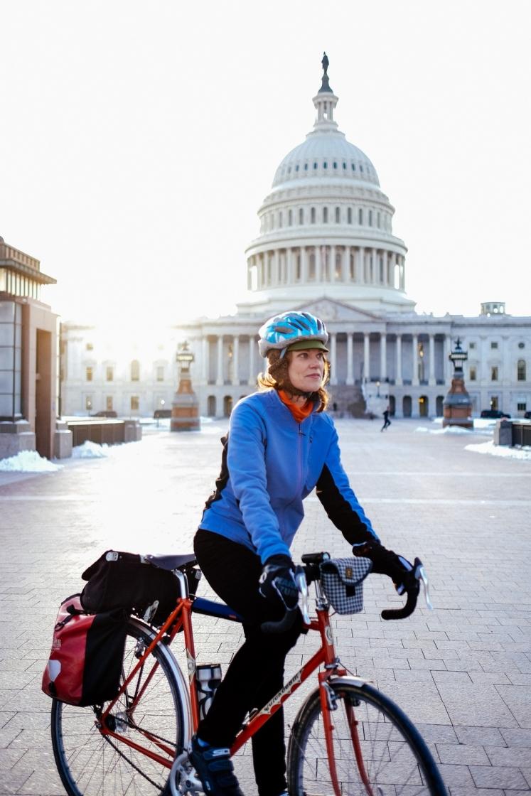 bike portrait mary gersemalina