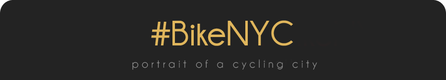 #BikeNYC logo