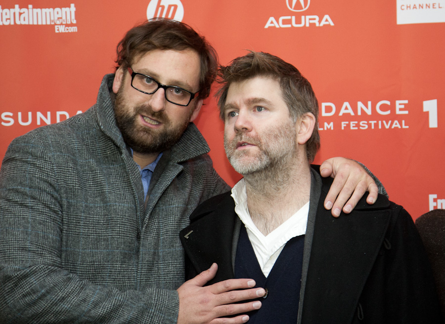 Sundance Day 3: Directors' Brunch, Snowstorm, and Riding to a premiere with Tim and Eric